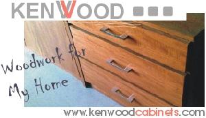 Kenwood Cabinets -